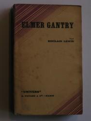 Sinclair Llewis - Elmer Gantry