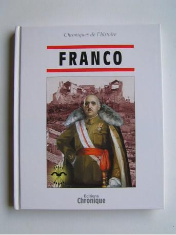 Jacques Legrand - Chroniques de l'Histoire. Franco
