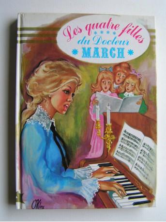 Louisa May Alcott - Les quatre filles du docteur March