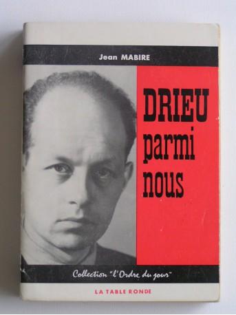 Jean Mabire - Drieu parmi nous