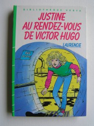 Justine au rendez-vous de Victor Hugo