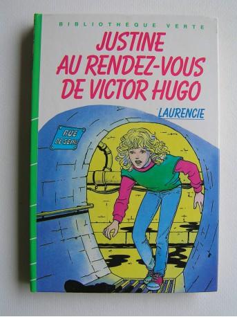Laurencie (Jacqueline Dauxois) - Justine au rendez-vous de Victor Hugo