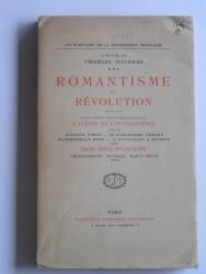 Romantisme et révolution