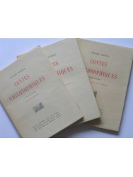 Charles Maurras - Contes philosophiques