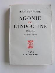 Général Henri Navarre - L'agonie de l'Indochine