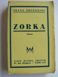 Franz Toussaint - zorka