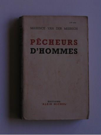 Maxence Van Der Meersch - Pêcheurs d'hommes
