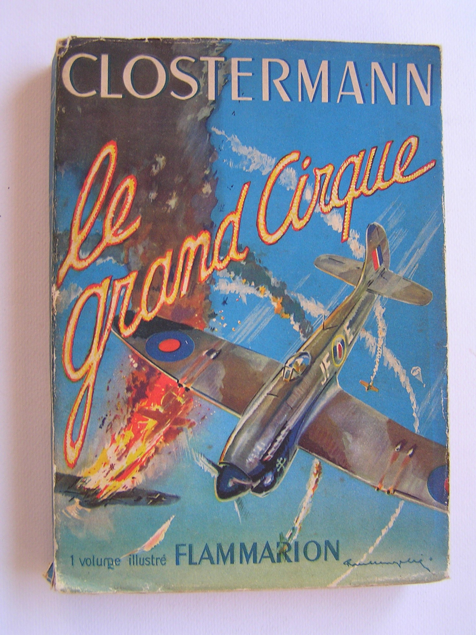 le grand cirque clostermann