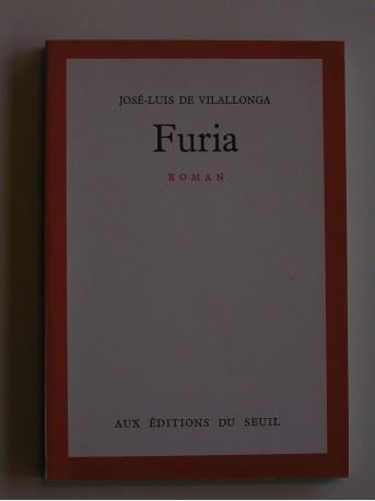 José-Luis de Vilallonga - Furia