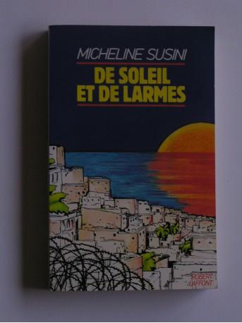 Micheline Susini - De soleil et de larmes