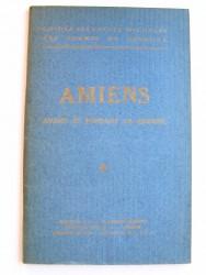Amiens avant et après la guerre