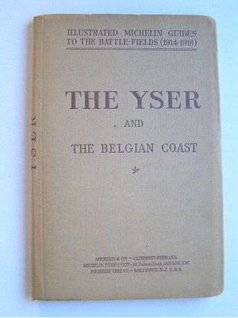 Anonyme - The Yser and the belgian coast