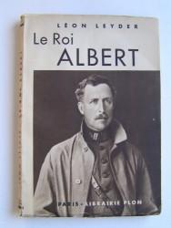 Léon Leyder - Le roi Albert