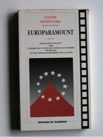 Claude Autant-Lara - Europaramount