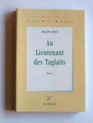 Au lieutenant des Taglaït