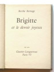 Brigitte et le devoir joyeux