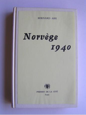 Bernard Ash - Norvège 1940