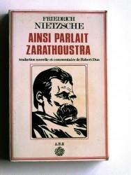 Ainsi parlait Zaratoustra