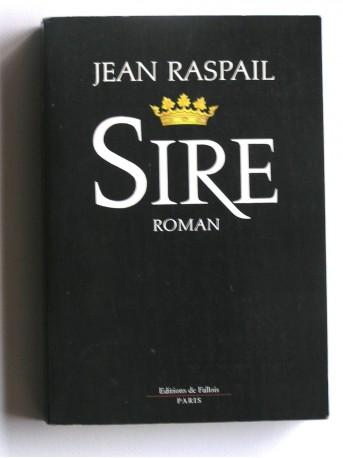 Jean Raspail - Sire
