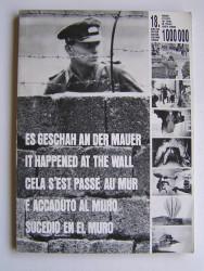 Anonyme - Cela s'est passé au Mur