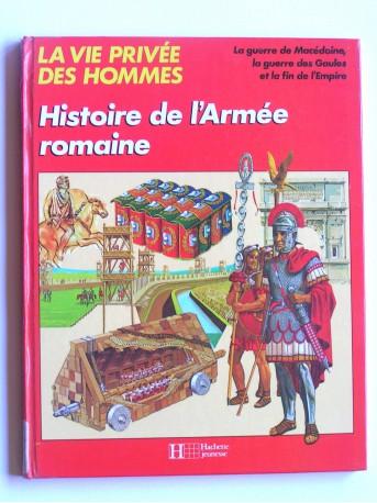 Peter Conolly - Histoire de l'armée romaine