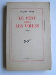 Jacques Perret - Le vent dans les voiles