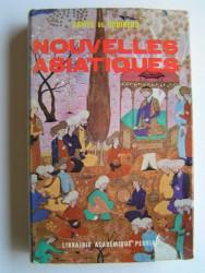 Comte Arhur de Gobineau - Nouvelles asiatiques