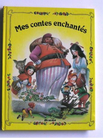 M.C. Suigne - Mes contes enchantés