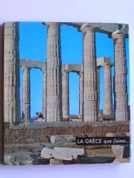La Grèce que j'aime