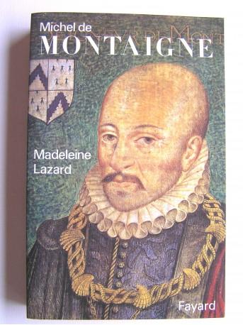 Madeleine Lazard - Michel de Montaigne