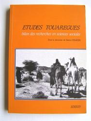 Etudes touarègues. Bilan des recherches en sciences sociales