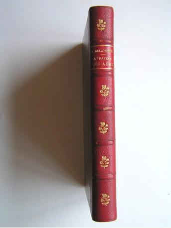 Père Victor Delaporte, S.J. - A travers les âges. Récits et légendes. Troisième série