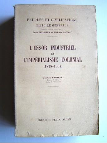 Maurice Baumont - L'essor industriel et l'impérialisme colonial. 1878 - 1904
