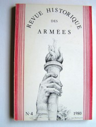 Revue historique des armées. N°4 - 1980