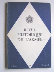 Collectif - Revue historique de l'Armée. Numéro 2 - 1971