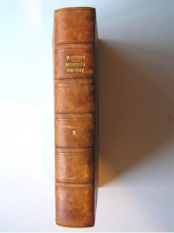 Pierre Coste - Le grand saint du grand siècle, Monsieur Vincent. Volume III