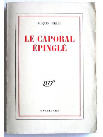 Jacques Perret - Le caporal épingle