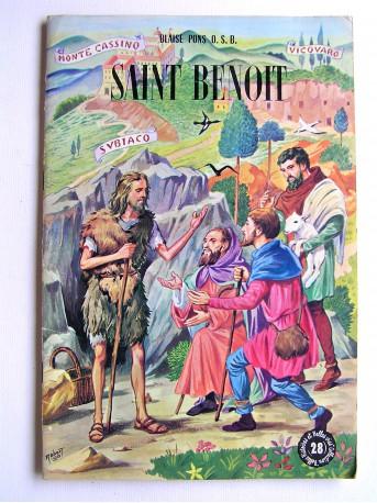 Blaise Pons O.S.B. - Saint benoit