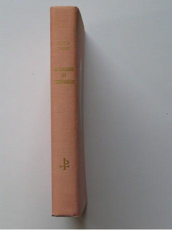 Adrien Thierry - La marquise de Pompadour